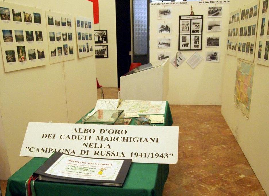 IL CONSOLE RUSSO DI ANCONA PRESENZIA ALLA COMMEMORAZIONE DELLA RITIRATA DI RUSSIA