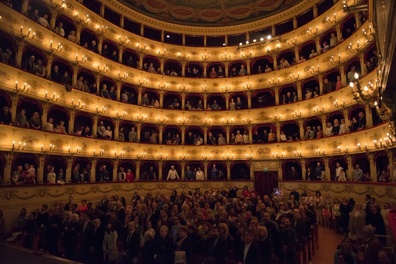 """STRAORDINARIO SUCCESSO AL ROSSINI DI PESARO PER LA III EDIZIONE DEL FESTIVAL """"SERATE RUSSE IN ITALIA"""""""