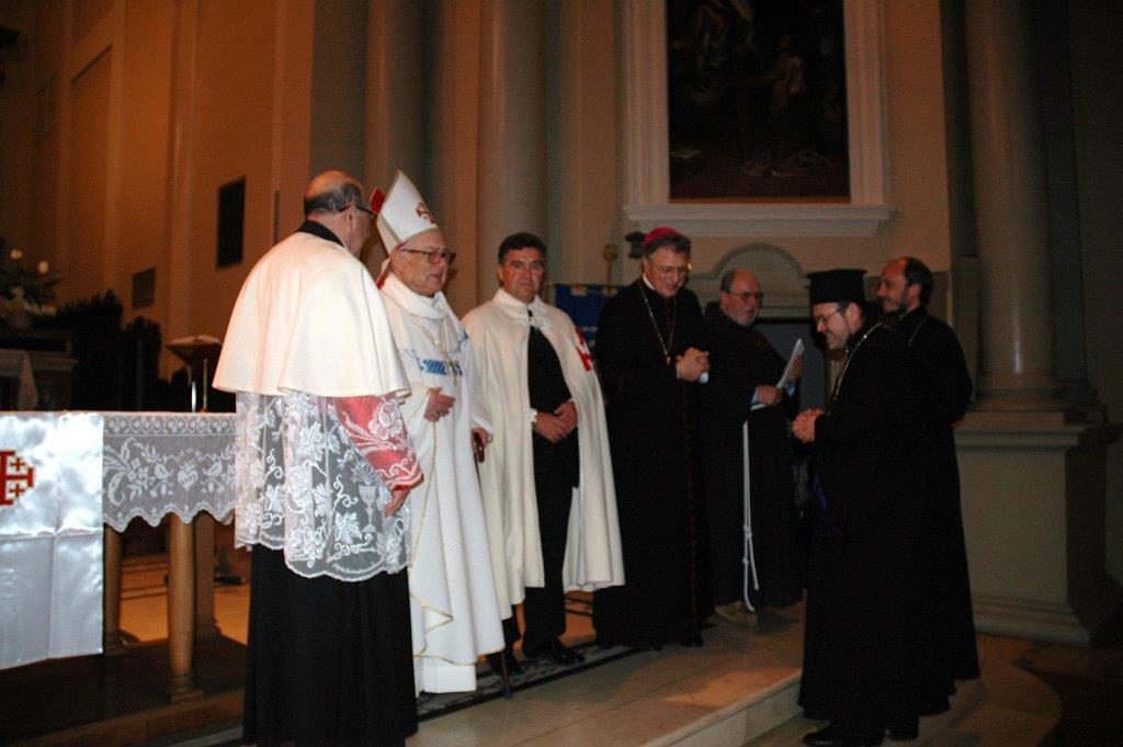 Presentazione del CD musicale di canto Gregoriano Redemptionem misit Dominus in populo suo