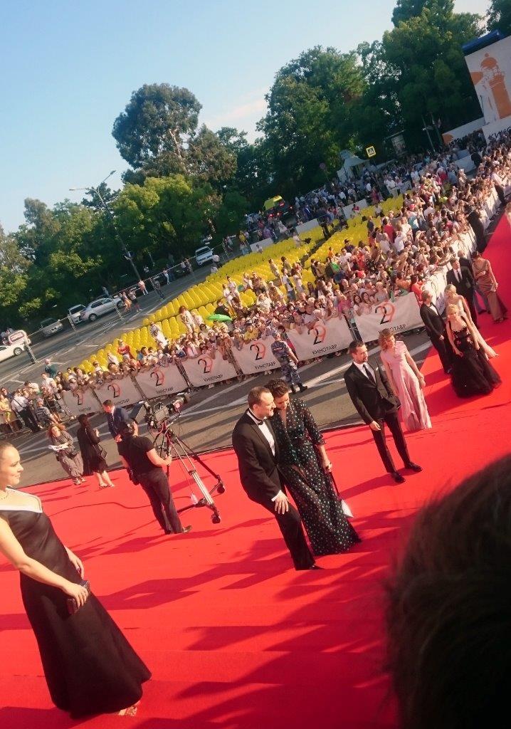 IL FESTIVAL DEL CINEMA DI SOCHI - КРУГОВОРОТ КИНО В СОЧИ