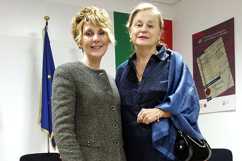 LO STUDIO LEGALE NOMOS RIFERIMENTO PER LE PRATICHE LEGALI DEI RUSSI RESIDENTI IN ITALIA