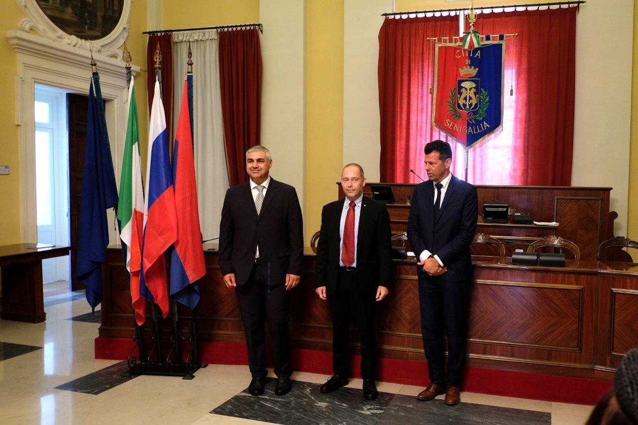 AL VIA A SENIGALLIA IL PROGETTO -MODA MADE WITH ITALY- PER LA COOPERAZIONE RUSSIA-ITALIA