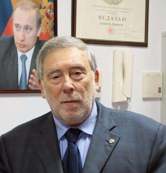 Natela Scenghelia, Presidente della Rappresentanza commerciale Russa in Italia, in visita nelle Marche