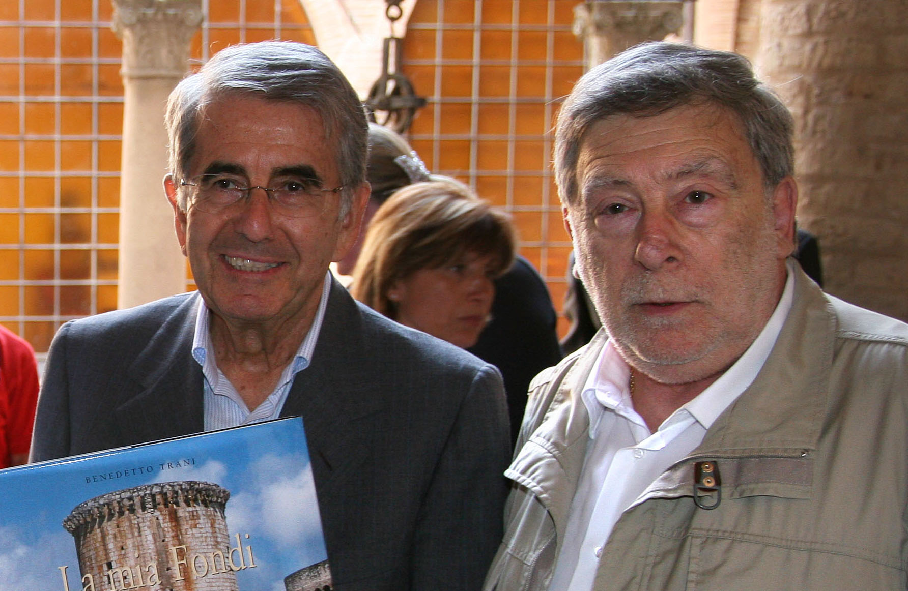 RICORDO DEL CONSOLE EMERITO DELLA FIGURA DI VITTORIO MERLONI
