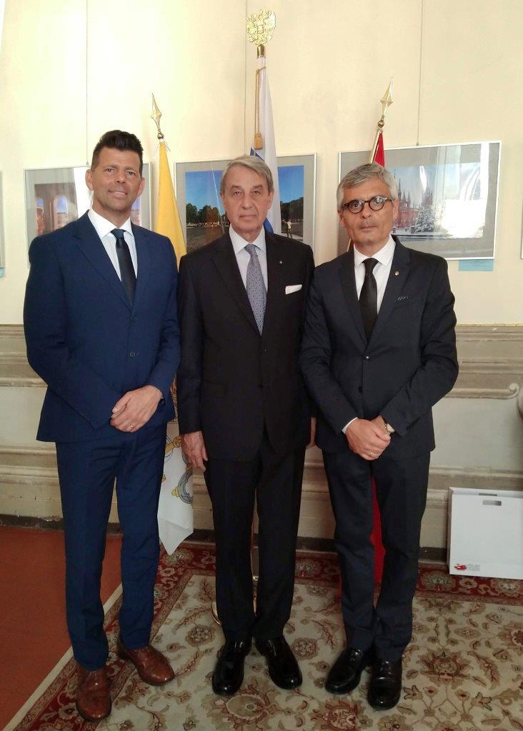 """""""GIORNATA DELA RUSSIA"""" AL CENTRO RUSSO DI SCIENZA E CULTURA"""