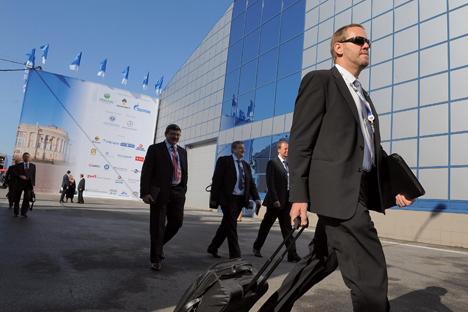 Contratti miliardari al Forum Economico di San Pietroburgo