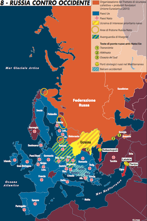Ri-bruciare Stalingrado? La Russia e l'irresistibile tentazione dell'over-reacting.