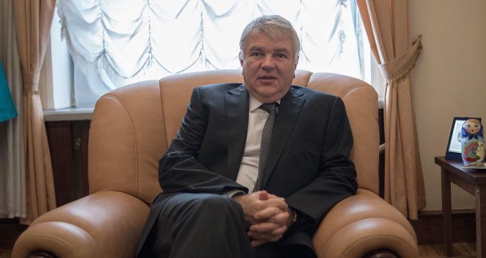 ALEXEY MESHKOV, VICE MINISTRO DEGLI ESTERI RUSSO, CANDIDATO AMBASCIATORE IN FRANCIA.
