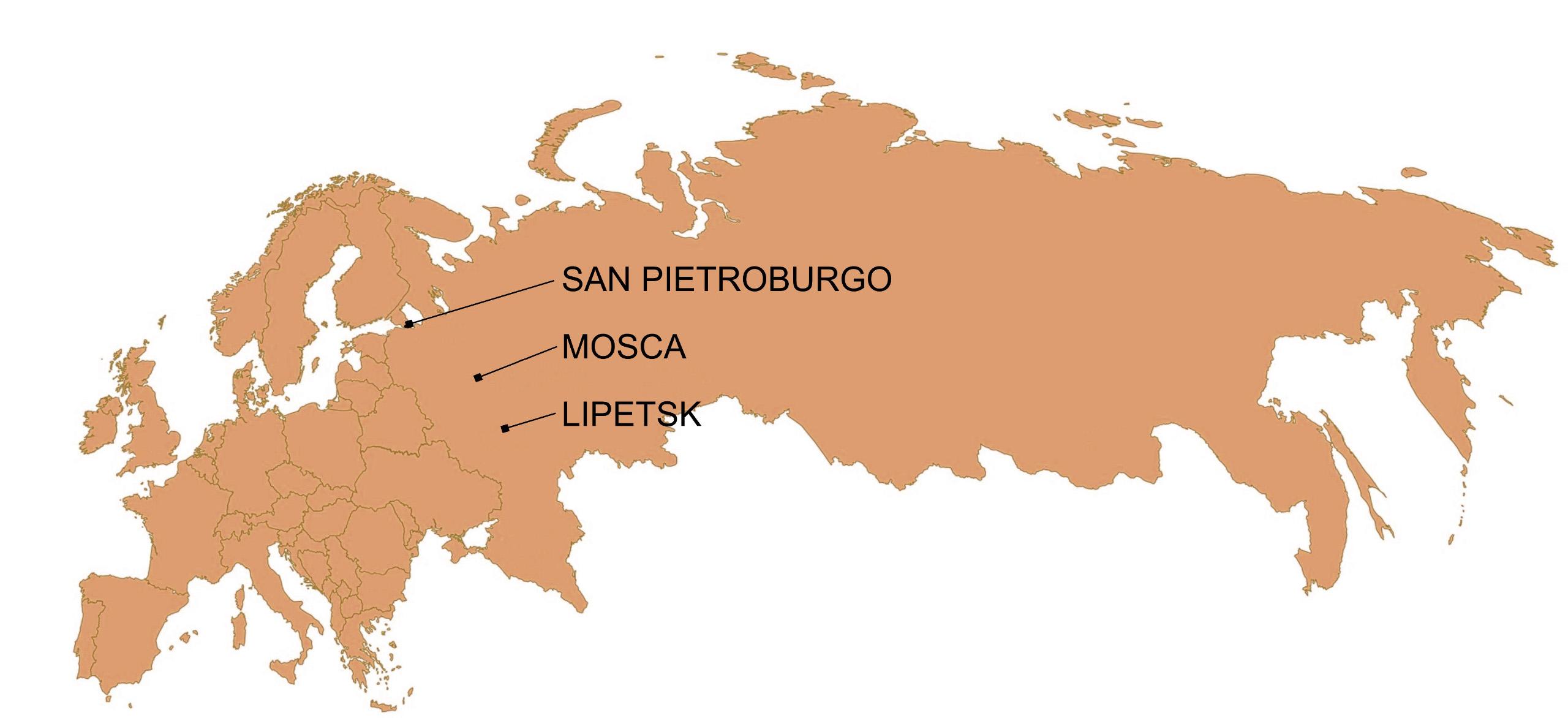 IL 15 MAGGIO WORKSHOP DEDICATO ALLA REGIONE DI LIPETSK (RUSSIA)