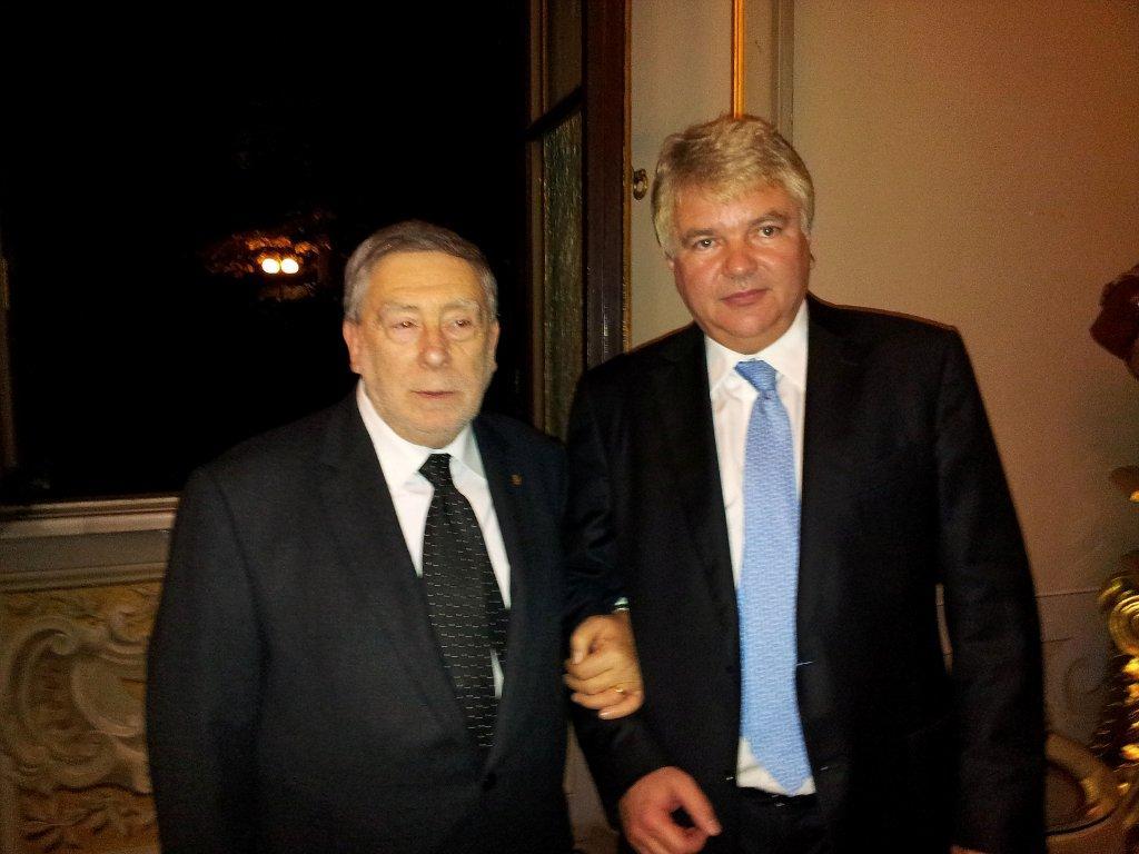 Alexey Meshkov lascia Roma per un incarico di Governo a Mosca