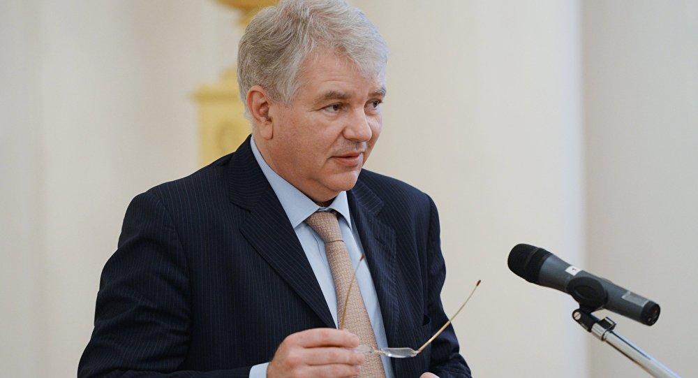 ALEXEY MESHKOV NUOVO AMBASCIATORE RUSSO PRESSO L'IMPORTANTE SEDE DI PARIGI