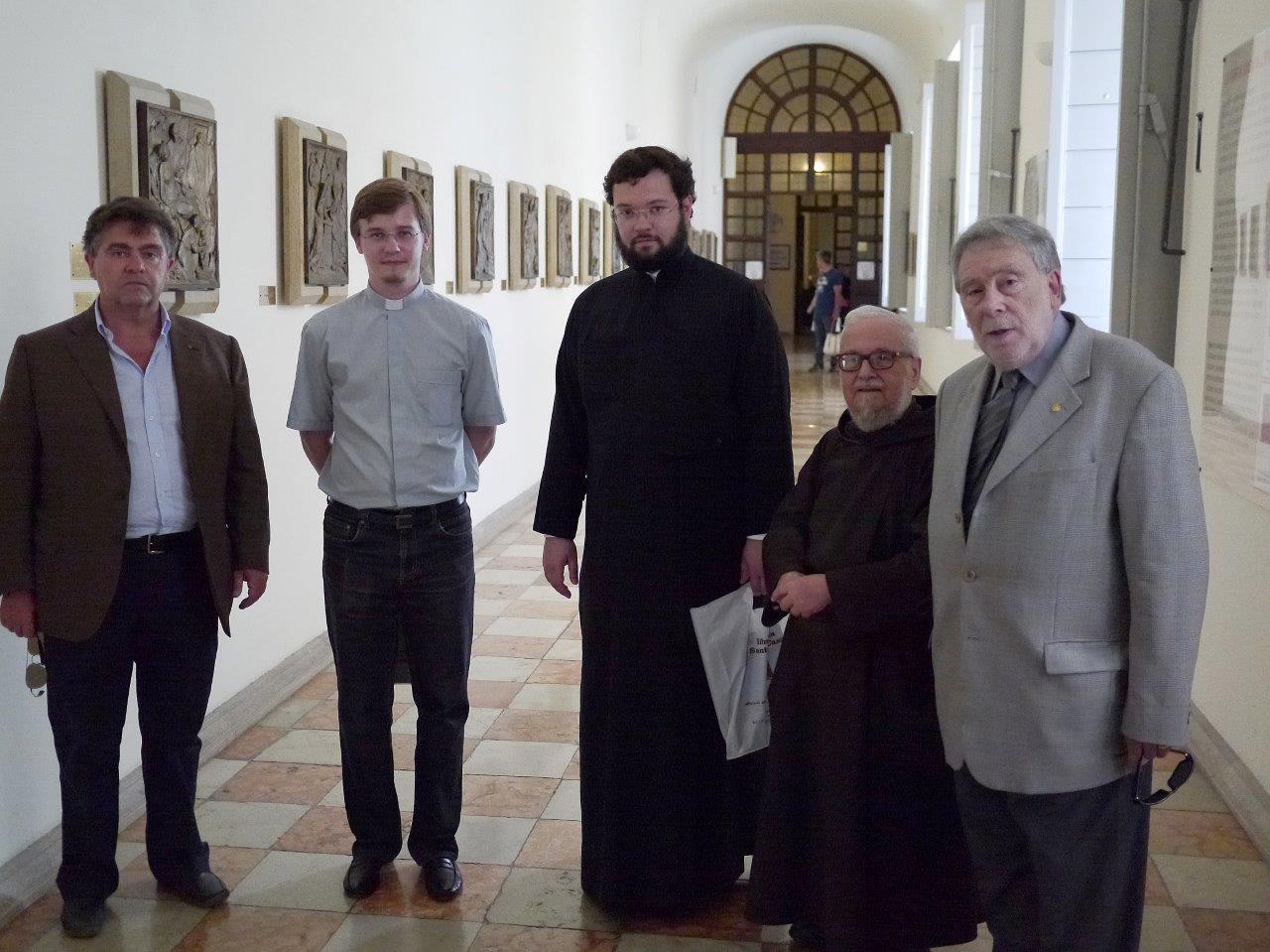 IN VISITA ALLA BASILICA DI LORETO IL RAPPRESENTANTE IN ITALIA DEL PATRIARCATO ORTODOSSO DI MOSCA