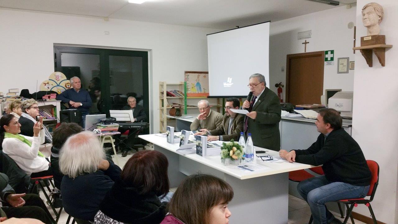 Marzocca di Senigallia - IL CONSOLE DI RUSSIA ARMANDO GINESI ALLA SERATA