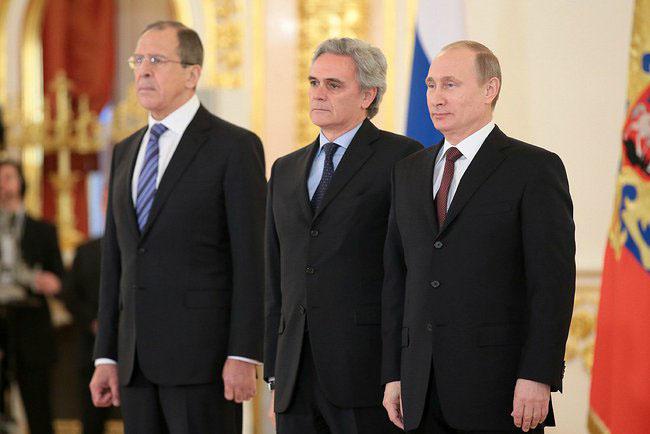 L'AMBASCIATORE D'ITALIA A MOSCA E GLI INVESTIMENTI IN RUSSIA