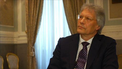 AMBASCIATORE RUSSIA RAZOV: SANZIONI? PRIMA O POI IL BUON SENSO PREVARRA'.
