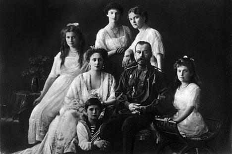 Chi uccise i Romanov?