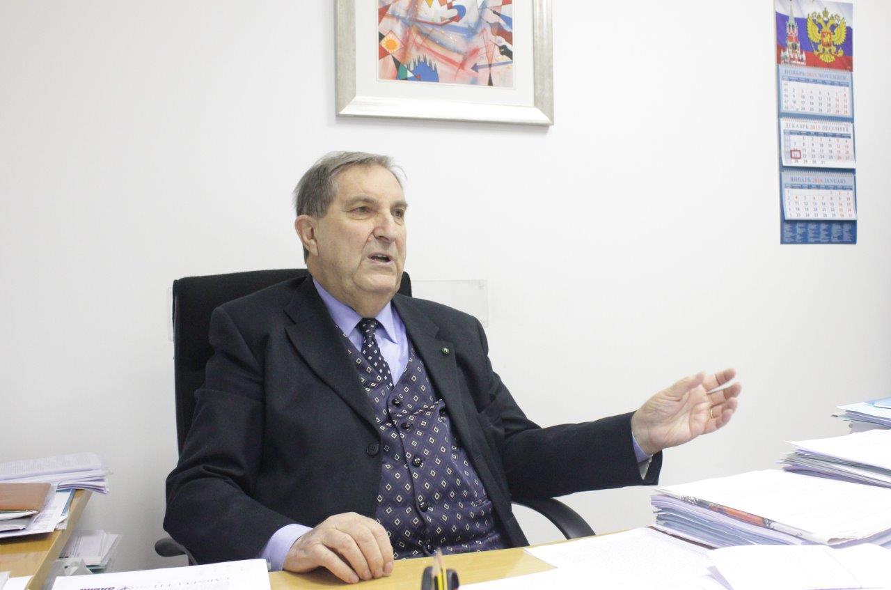 ROSARIO ALESSANDRELLO (PRESIDENTE CAMERA DI COMMERCIO ITALO-RUSSA):