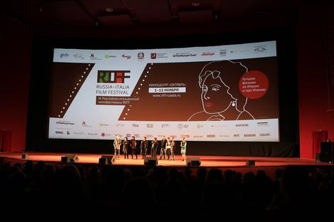 A MOSCA IL RUSSIA-ITALIA FILM FESTIVAL