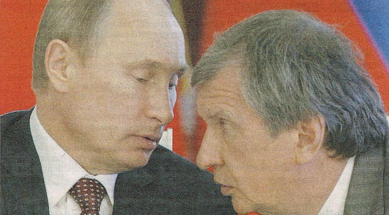ITALIA-RUSSIA, scambi da record. La crisi ucraina non frena i commerci.