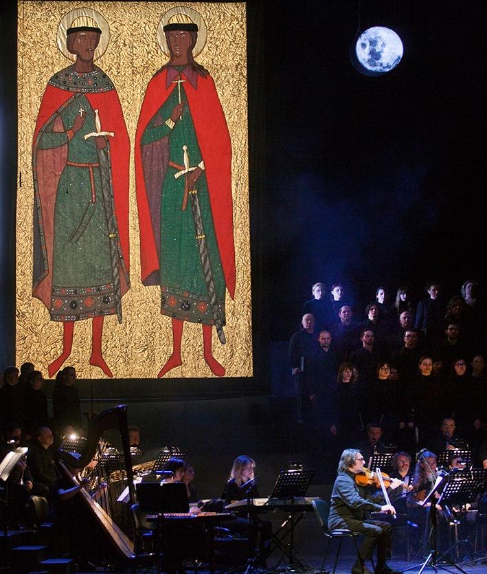 13° Edizione del Festival invernale internazionale dell'arte a Sochi diretto dal Maestro Yuri Bashmet.