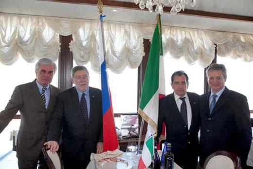 Insediato ufficialmente a Rimini l'incaricato Consolare per la Romagna