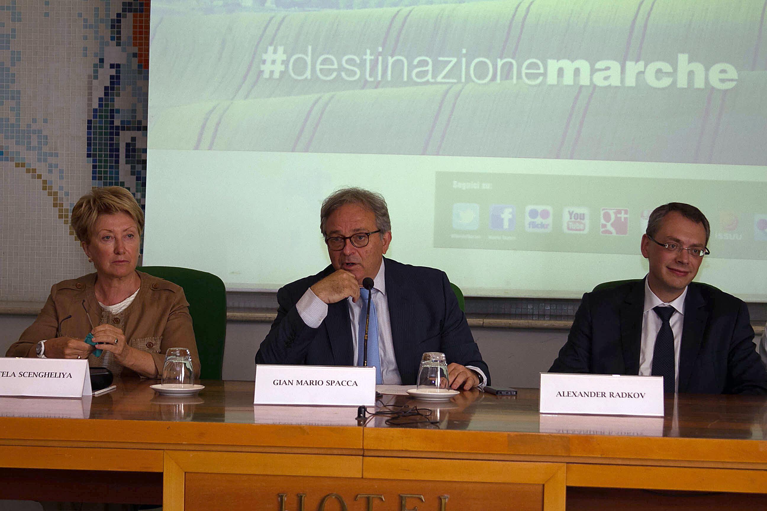 INTERESSANTE CONVEGNO PREPARATORIO DELL'ANNO INCROCIATO DEL TURISMO TRA RUSSIA E ITALIA