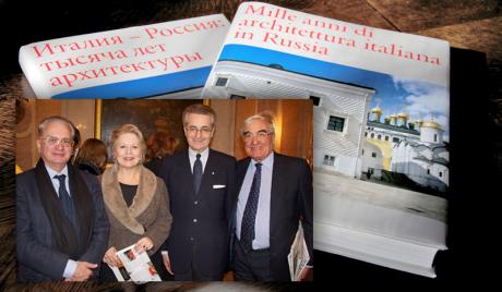 Mille anni di architettura italiana in Russia