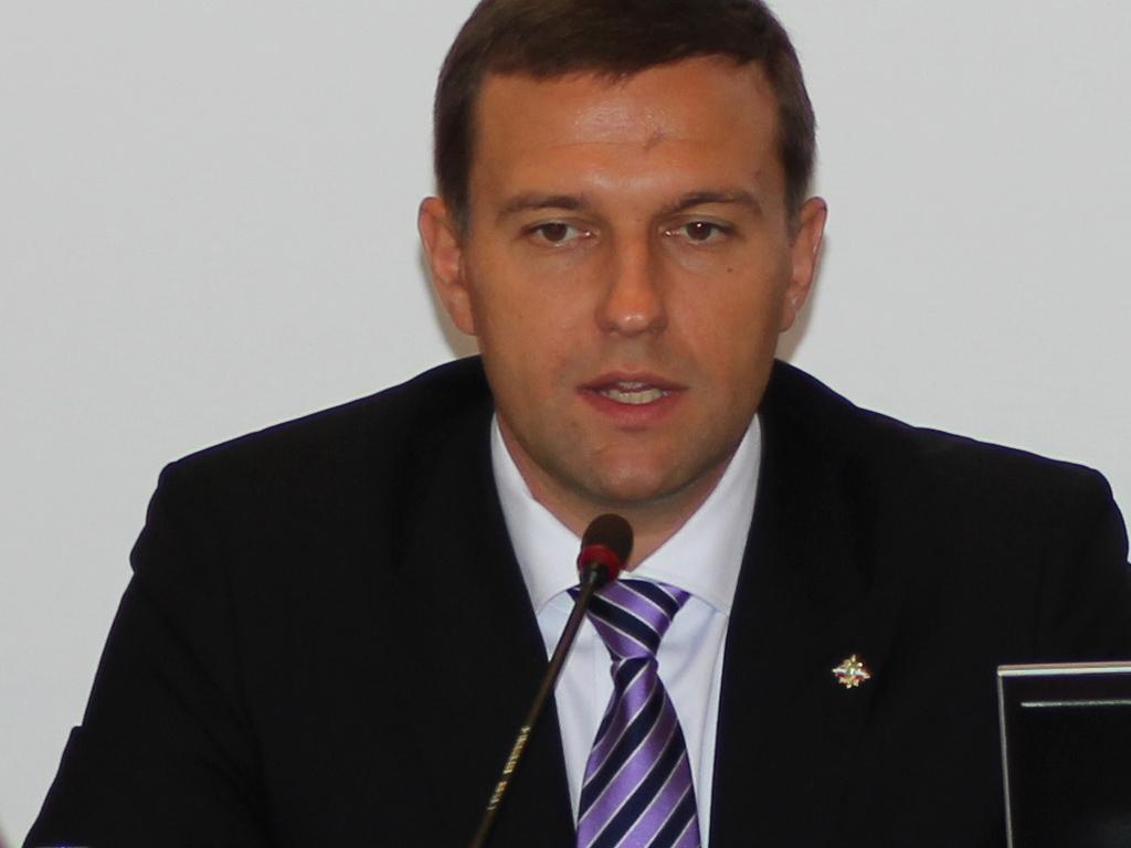 Il Servizio Federale delle Dogane Russe assegna una onoreficenza a Boris Olenich