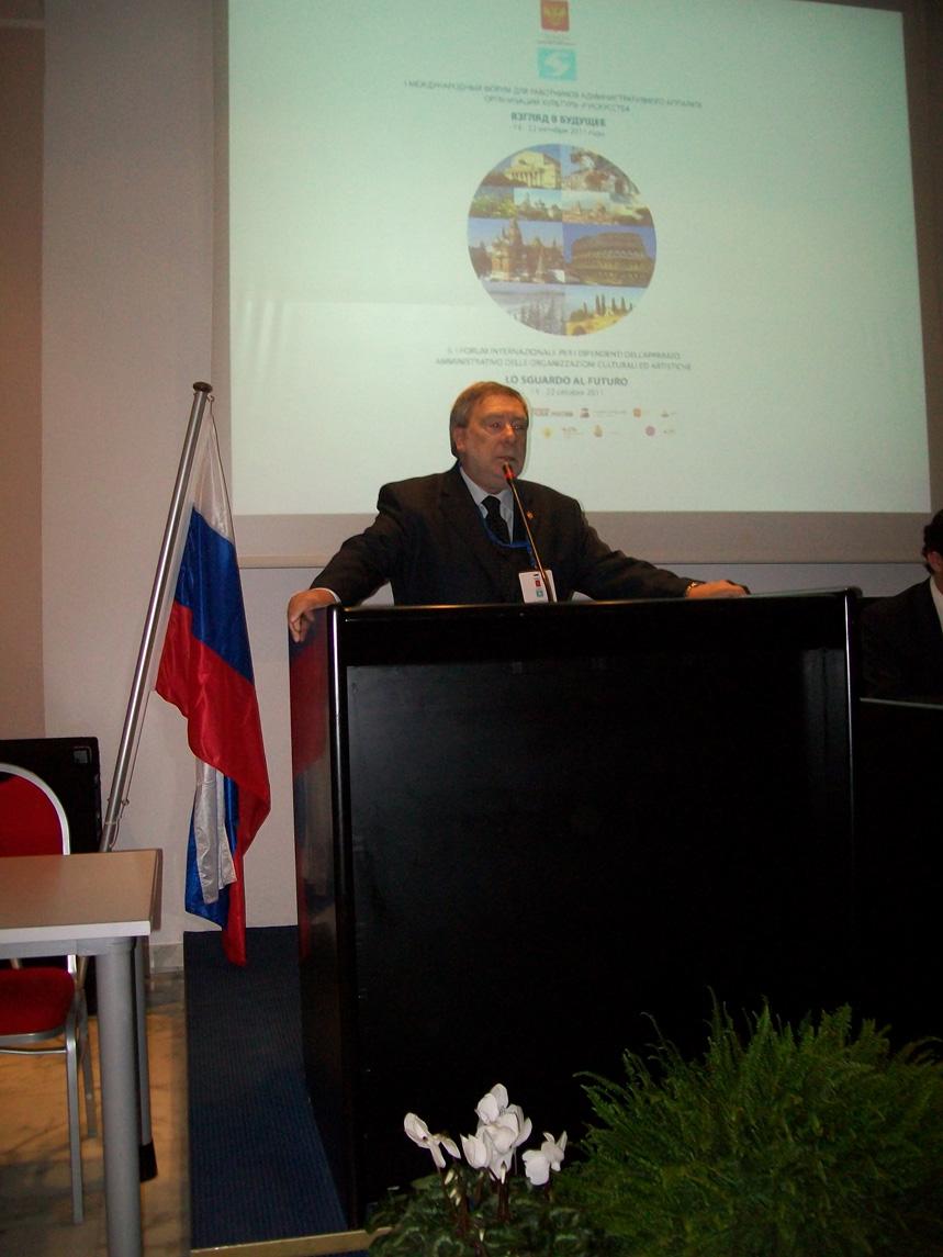DIRETTA - Forum Italo-Russo