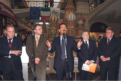 Cooperazione Culturale Marche-Russia: Risultati e Prospettive