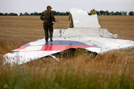 VOLO MH17. MOSCA RESPINGE LE NUOVE ACCUSE AVANZATE NELL\'INCHIESTA.