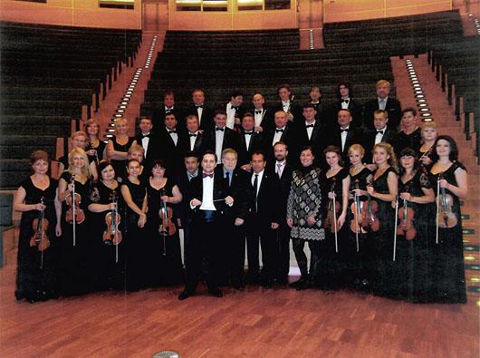 Strepitoso successo dell'Orchestra Russa al nuovo Palacongressi di Rimini