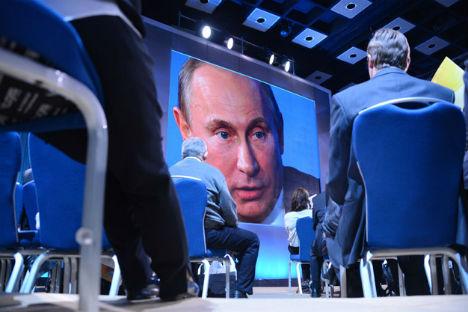 Il bilancio di Putin