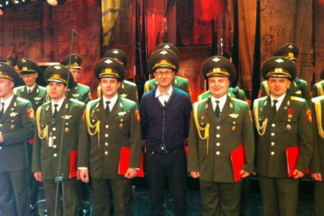 Sanremo, l'Armata Rossa suona la carica