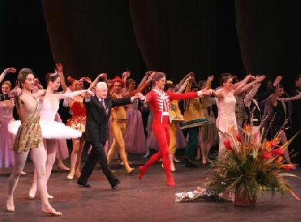 A Roma la mostra dedicata al coreografo russo Yuri Grigorovich